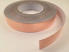25mm x 50M yards Copper Foil Tape- EMI Shielding- Conductive-165'