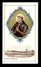 antico santino cromo-holy card-S.GIOVANNI DI DIO