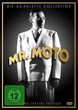 MR. MOTO Complete Collection DIE KOMPLETTE KOLLEKTION Peter Lorre 8 DVD Box Neu