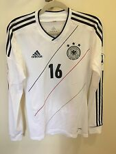 Germany Deutschland Player Issue Jersey Shirt Trikot Lahm World Cup Qualifiers