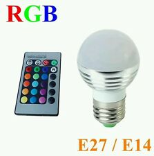 SMART BULB 3W RGB Lamp LED Bulb  U.S. COMMONLY USED BULB 220V 110V light bulb
