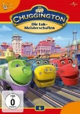 CHUGGINGTON VOL.6: DIE LOK-MEISTERSCHAFT -  DVD NEUWARE (REGIE: SARAH BALL)