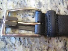 BNWT Martin Dingman Leather belt  Made by Hand in America. Size 38