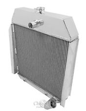 1946 1947 1948 1949 International Trucks 2 Row Champion Radiator DR