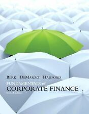 Fundamentals Of Corporate Finance by Jonathan Berk