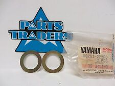 NOS Yamaha Snowmobile Plate Washer 0.5 PZ480 EX570 VT480 VX600 RS Vector Viking