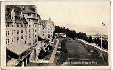 1941 MURRAY BAY Quebec Canada Real photo RPPC Postcard MANOIR RICHELIEU