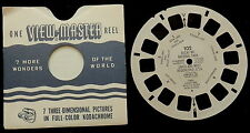 Viewmaster # 102 Rocky Mountain National Park Lakes & West Region Colorado 1949