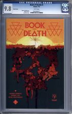 Book of Death #1   Gary Nord Variant   1st print    CGC 9.8