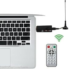 HOTUSB DVB-T SDR FM DAB TV Tuner Receiver Stick with R820T RTL2832U for Computer