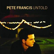 NEW - Untold by Francis, Pete