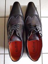 Scarpe, shoes, chaussures Homme FLÈCS en cuir, pointure 45