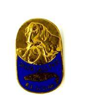 Distintivo Delegazione Caccia E Pesca E.I. Scolari cm 1,5 x 2,4