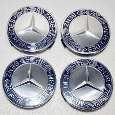 WHEEL HUB CENTER CAP for Mercedes Benz MB A B C S ML SL CLK SLK 300 350 200 220