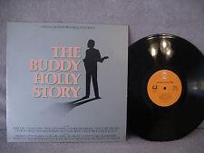 The Buddy Holly Story, Soundtrack, Epic Records SE 35412, 1978, Gary Busey, Rock