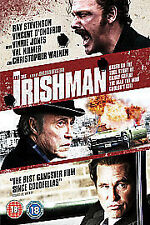 KILL THE IRISHMAN - 2011 DVD NEW SEALED - FAST POST UK SELLER  VINNIE JONES