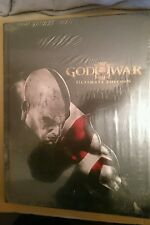 God of War 3 collector limited brand new and sealed