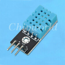DHT11 Temperature Sensor Humidity Sensor for Arduino 3.3V-5V