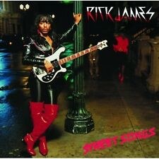 Street Songs - Rick James (2002, CD NEUF) Remastered