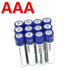 12 x ETINESAN 1.5v Lithium AAA Battery Good as Energizer Ultimate BUT Cheaper