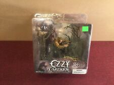 Ozzy Ozbourne Bark At The Moon Figure By McFarlane Toys 2004
