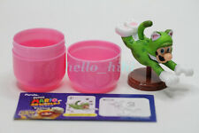 Furuta 2014 choco egg collection Super Mario 3D World figure no 02 cat Luigi