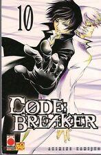 CODE BREAKER VOLUME 10 EDIZIONE PLANET MANGA