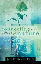 Connecting to the Power of Nature Book ~ Wiccan Pagan Supply