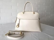 FURLA PIPER TOP HANDLE M IVORY