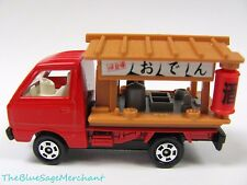 Vintage Tomy Tomica JAPAN Suzuki Carry RED Chinese NOODLE VENDOR 31 NICE!