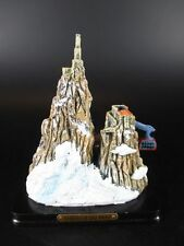 Mont Blanc Alpen Chamonix Aiguille du Midi Souvenir Modell Frankreich Italien