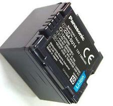 Genuine Panasonic CGA-DU14 Batteria agli ioni di litio, CGA-DU12 CGA-DU21 vw-vbd120 VW-VBD140
