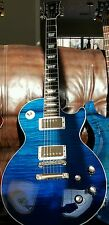 2003 gibson les paul standard l.e. manhatten midnight blue