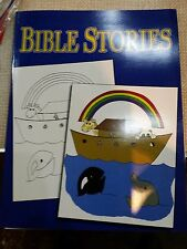 "Magic Colouring Book - Bible - Large 8"" by 5.5"""