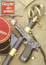GAZETTE DES ARMES N°119 SPRINGFIELD MOD. 1873 / MAUSER MOD. 1871 / TIR D'ASSAUT