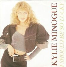 Kylie Minogue - I Should Be So Lucky (Vinyl-Single 1988) !!!