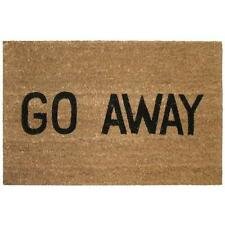 Kempf Go Away Doormat, 16 by 27 by 1-Inch New