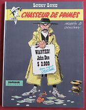 LUCKY LUKE  CHASSEUR DE PRIMES  BD EO  MORRIS & GOSCINNY