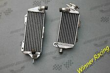 Fit Kawasaki KDX200/KDX220 1991 Aluminum Alloy Radiator Right+Left