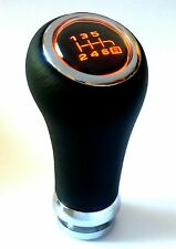 NISSAN NAVARA ILLUMINATED 6 SPEED GEAR SHIFT KNOB