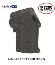 Genuine New Fobus Colt 1911 Belt Holster UK Seller C21 BH (Airsoft)