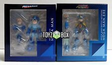 "In STOCK Sentinel 4 Inch-Nel ""Mega Man + Battle Network EXE"" SET Action Figure"