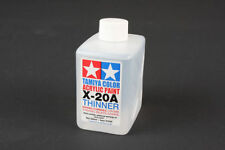 Tamiya 81040 Color Acrylic Paint Thinner 250ml Craft Tools Plastic Model NEW