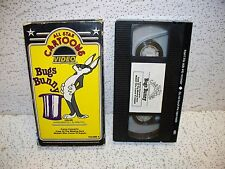 Bugs Bunny All Star Cartoons Vhs Video