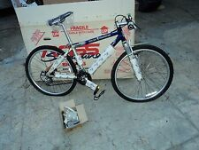"NOS  Ross Mountain Bike Signature 7000 Series Zion Canyon 16"" Frame"