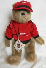 """Boyds Bears Nascar 14"""" Dale Earnhart #8 With Cap and Jacket and Tag"""