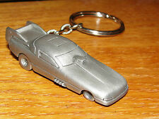 NHRA Funny Car Drag Racing Championship Pewter Key Chain 1994