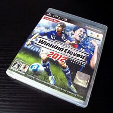 PS3 PlayStation 3 GAMES World Soccer Winning Eleven 2012 JAPAN Import #0104
