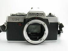 Minolta XG1, XG-1, Kamerabody