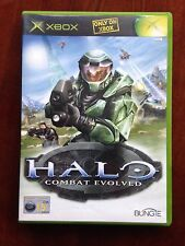 Vintage Halo Combat Evolved Video Game On Xbox